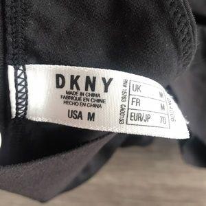 Dkny Intimates & Sleepwear - DKNY Plunge Bralette Black